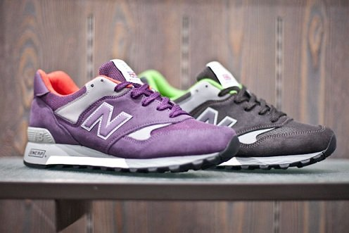 "New Balance 577 ""Made in England"" Pack"