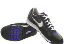 Nike ACG Air Wildwood LE - Black/Metallic Silver-Concord