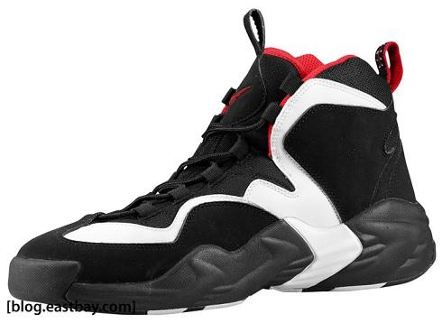 Nike Air Go LWP - Black/White-Varsity Red