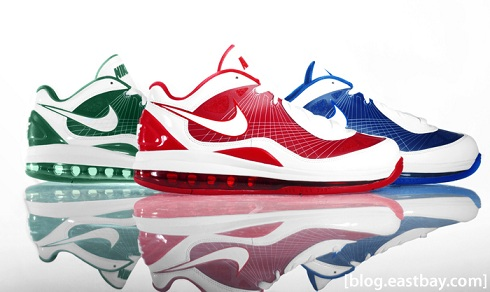 Nike Air Max 360 BB Low - Spring 2011