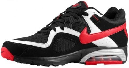 Nike Air Max Go Strong - Black/Varsity Red-White