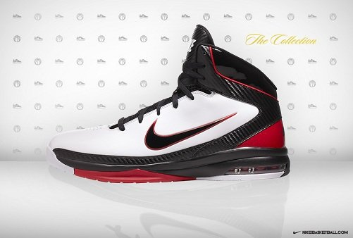 "Nike Air Max Hyped - Luol Deng ""Home"" PE"