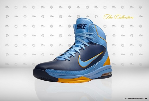 "Nike Air Max Hyped - Zach Randolph ""Away"" PE"