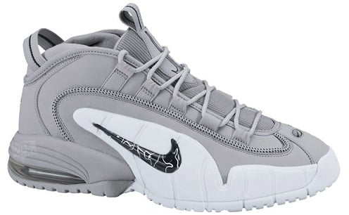 Nike Air Max Penny 1 - Wolf Grey/Black-White