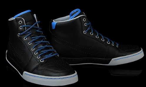 Nike Air Royal Mid - Black/Royal Blue-White