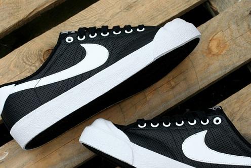 Nike All Court - Black/White