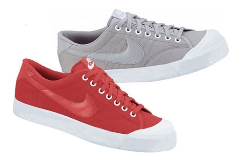 Nike All Court Canvas - Spring 2011