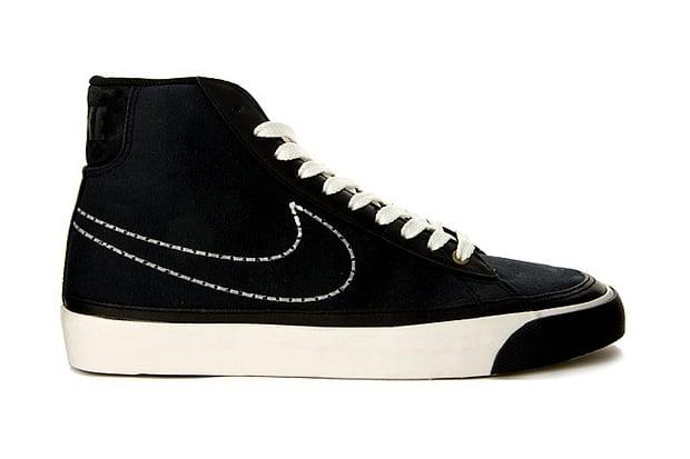huge selection of bf943 070b6 Nike Blazer Mid 09 ND - BlackWhite