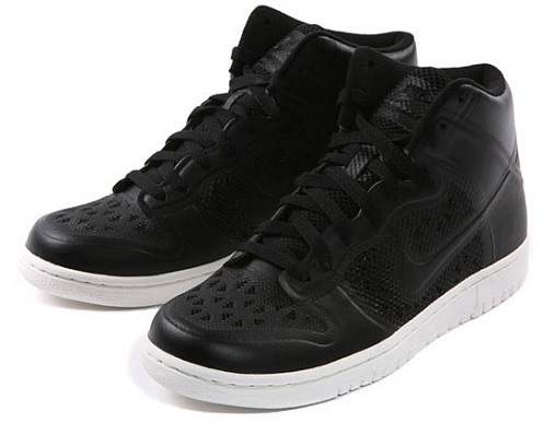 Nike Dunk Hi Hyperfuse - Black/White