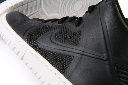 Nike Dunk Hi Hyperfuse - Black/White