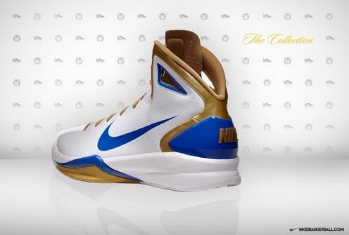"""Nike Hyperdunk 2010 - Yi Jianlian """"Home"""" PE"""