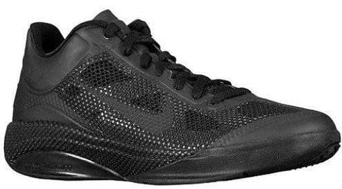Nike Hyperfuse Low - Black/Black