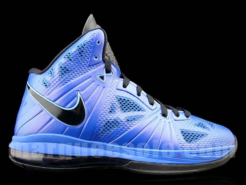 Nike Lebron 8 P.S. - Royal/Black
