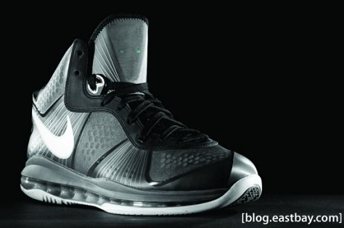 "Nike Lebron 8 V2 ""Cool Grey"" - Release Information"
