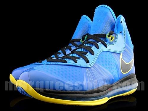 """Nike Lebron 8 V2 """"Entourage"""" - New Images"""