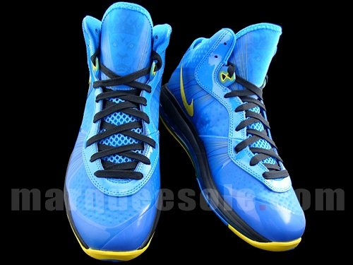 "Nike Lebron 8 V2 ""Entourage"" - New Images"