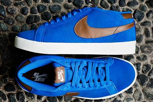 Nike SB Blazer Mid CS - Spring 2011