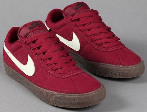 Nike SB Bruin - Team Red/Flat Opal