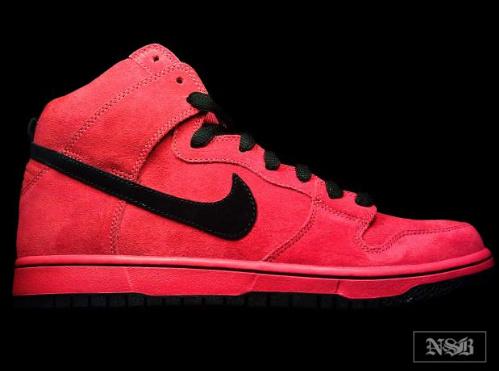 Nike-SB-Dunk-High-'True-Red'-Fall-2011