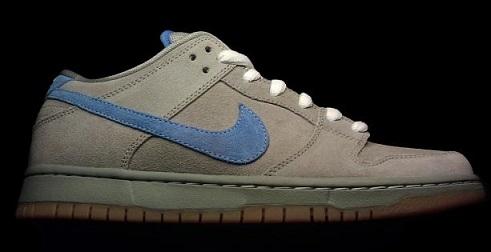 """Nike SB Dunk Low """"Iron"""" - Fall 2011"""