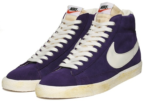 Nike Vintage Blazer High 2011 Collection