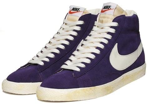 Nike Vintage Blazer High 2011 Collection