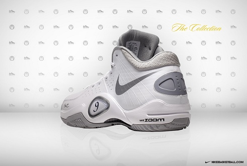 "Nike Zoom Brave IV - Tony Parker ""Home"" PE"