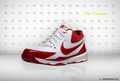 "Nike Zoom Go Low - Aaron Brooks ""Home"" PE"