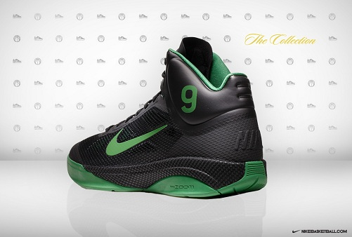 "Nike Zoom Hyperfuse - Rajon Rondo ""Away"" PE"