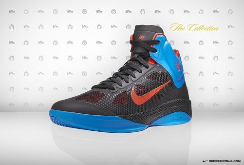 "Nike Zoom Hyperfuse - Russell Westbrook ""Away"" PE"