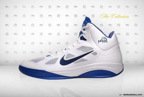 "Nike Zoom Hyperfuse - Shawn Marion ""Home"" PE"