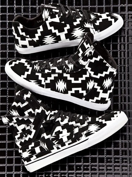 "Supra ""Black & White"" Collection - Sneak Peek"