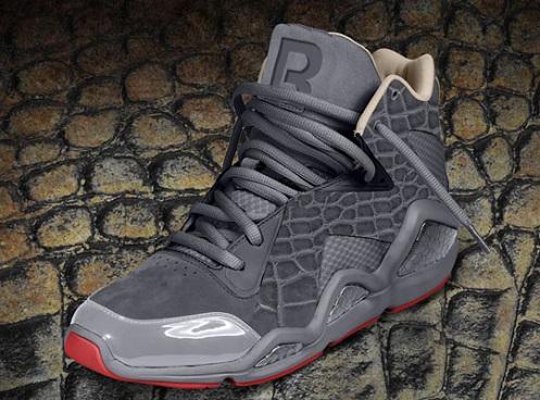 Swizz Beats x Reebok Sneaker - Grey/Red