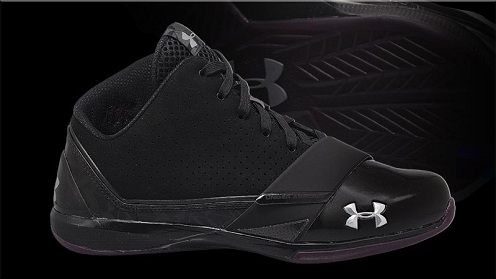Under Armour Micro G Black Ice - Brandon Jennings Invitational Team PEs