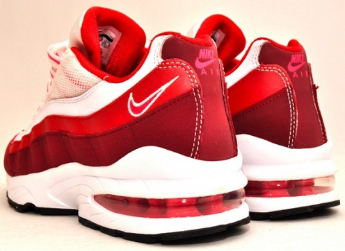 Women's Nike Air Max 95 - Valentine's Day 2011