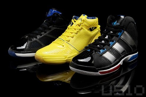 adidas Basketball - 2011 NBA All Star Game Collection
