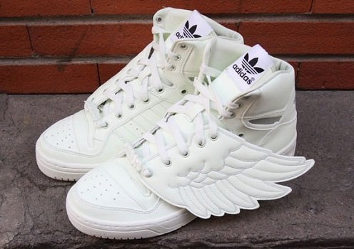 adidas Originals JS Wings - Glow-in-the-Dark