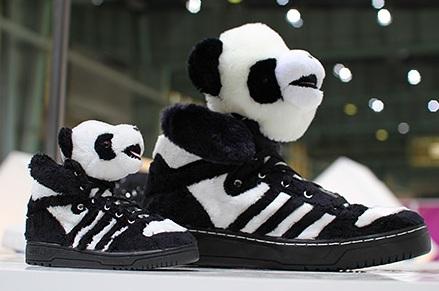"adidas Originals by Originals JS ""Panda"" Sneakers"