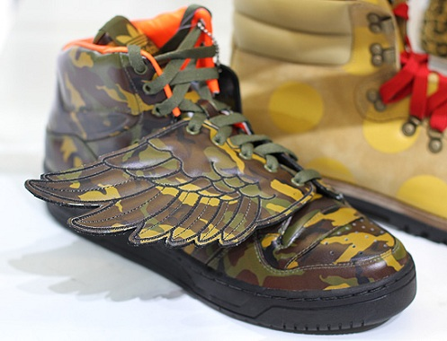 "adidas Originals by Originals JS Wings ""Camo"""