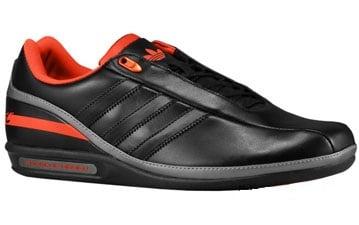 adidas Porsche Design SP1 - Black/Black-Orange