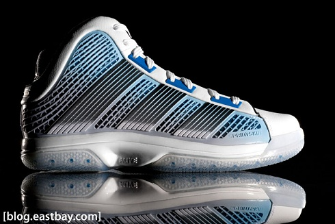 adidas Superbeast White/Blue