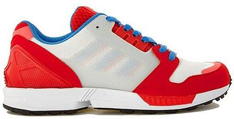 adidas ZX 8000 Premium - Red/White/Blue
