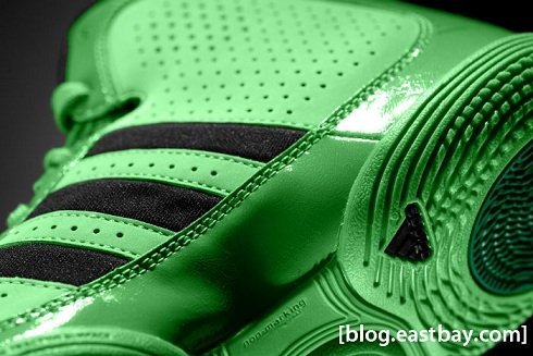 adidas adiPure - Intense Green/Black