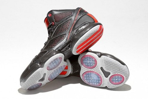 adidas adiRose 1.5 Black/Red - New Images