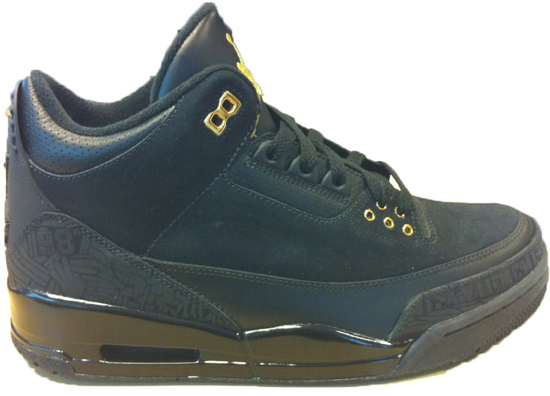 Air Jordan III 3 Black History Month Debut