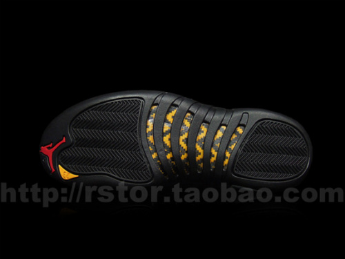 Air-Jordan-XII-(12)-Low-'Taxi'-New-Images-05