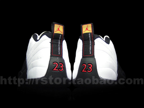 Air-Jordan-XII-(12)-Low-'Taxi'-New-Images-04