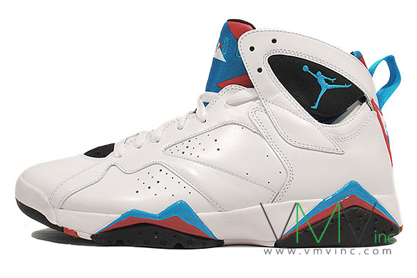 Air Jordan VII (7) 'Orion Blue' Now Available