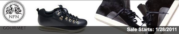 Gourmet Footwear Sale PLNDR