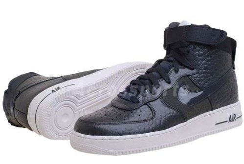 Nike-Air-Force-1-High-Premium-'Wool-Snake'-Black-New-Images-02
